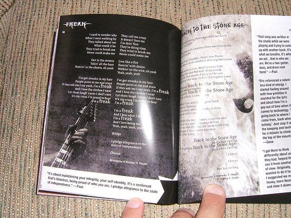 the Monster ZinePak magazine MonsterZinePak2